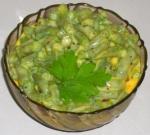 Salata de fasole verde cu iaurt